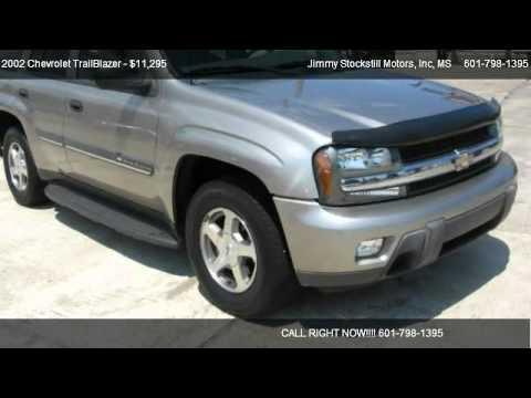 Chevrolet Trailblazer Lt Jimmy Stockstill Motors Inc Youtube