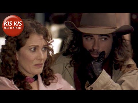 Cowboy musical comedy 'Little Dickie' (Or how not to flirt with a woman) - by Anita McGee