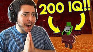 Dapper Reacts  Dream Minecraft Speedrunner VS 4 Hunters!