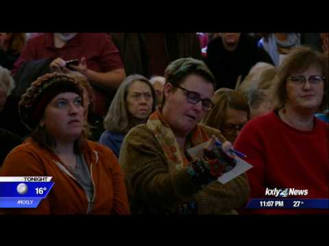 Local progressive group urges community to take action