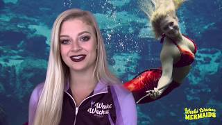 """Tail Mail"" with Weeki Wachee Mermaid Catherine from Catherine in Chittenango, NY"