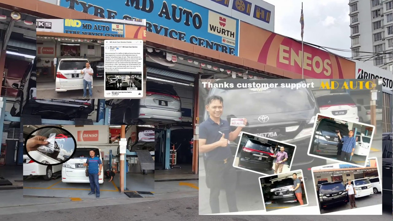 VELLFIRE /ESTIMA SLIDING DOOR PROBLEM ,KOK KOK NOISE,where to service  vellfire ,toyota specialist!