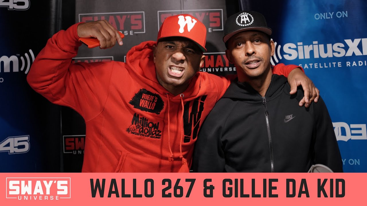 Gillie Da Kid and Wallo 267 Say Spouses Should Be Allowed One Day A Week to Cheat | SWAY'S UNIVERSE