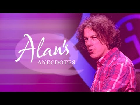 QI Compilation  Alan's Anecdotes