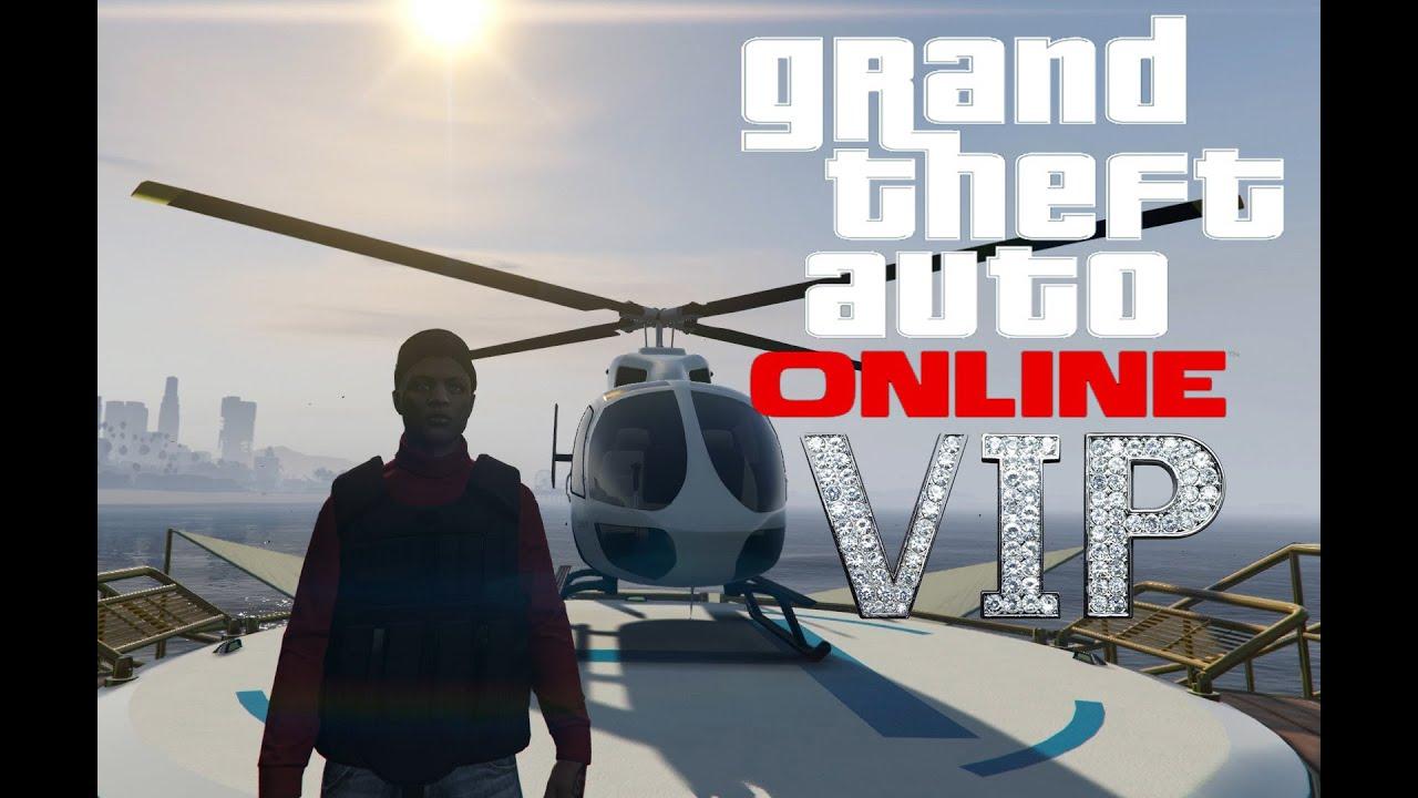 Gta 5 Online Vip