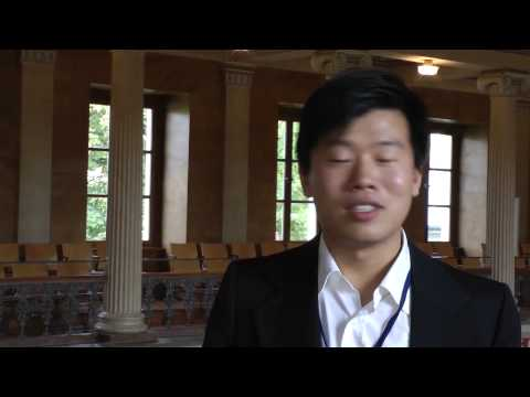 Studying at the University of Göttingen: Wong Tsz