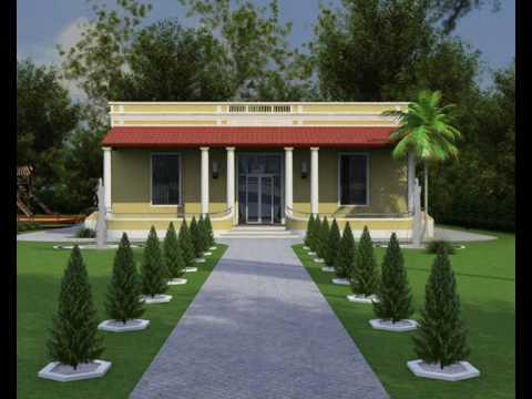 IDEAR arquitectura, Salón de fiesta Villa Juanita, animación 3d
