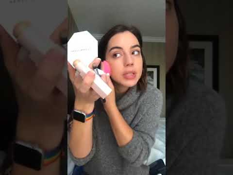 Adelaide Kane's Instagram Live  September 17, 2017