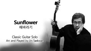 Sunflower ( Classic Guitar Solo / Arr. and Played by Jin Taekwan 진태권 )