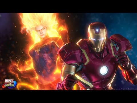 Marvel vs Capcom Infinite - The Infinity Stone Challenge - IGN Plays Live