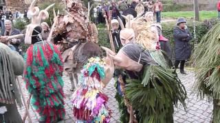 LAZARIM - O desfile dos caretos