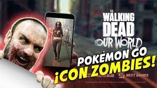 ¡NUEVO POKÉMON GO AL ESTILO THE WALKING DEAD! | The Walking Dead: Our World | Black Ursus