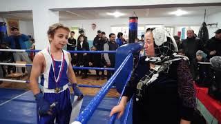 Открытый турнир по боксу посвященный памяти погибшим сотрудникам МВД