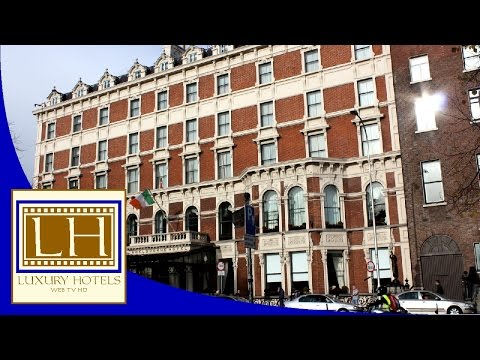 Luxury Hotels - The Shelbourne - Dublin