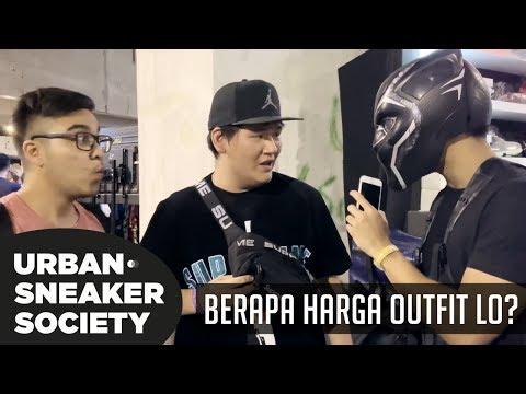 BERAPA HARGA OUTFIT LO? PT. 3   Urban Sneaker Society 3.0