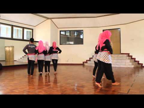Tari Cindai-Siti Nurhaliza (Mahasiswa PGSD UAD Yogyakarta)