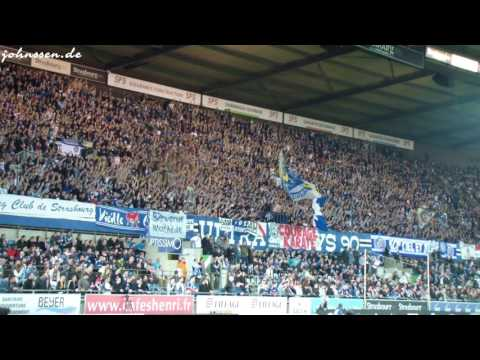 Racing  Strasbourg 2:0 FC Sochaux-Montbéliard (Ligue 2)