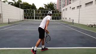 Arrow Sports tennis class