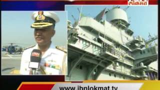IBN Lokmat Special Show on 'INS Vikramaditya'