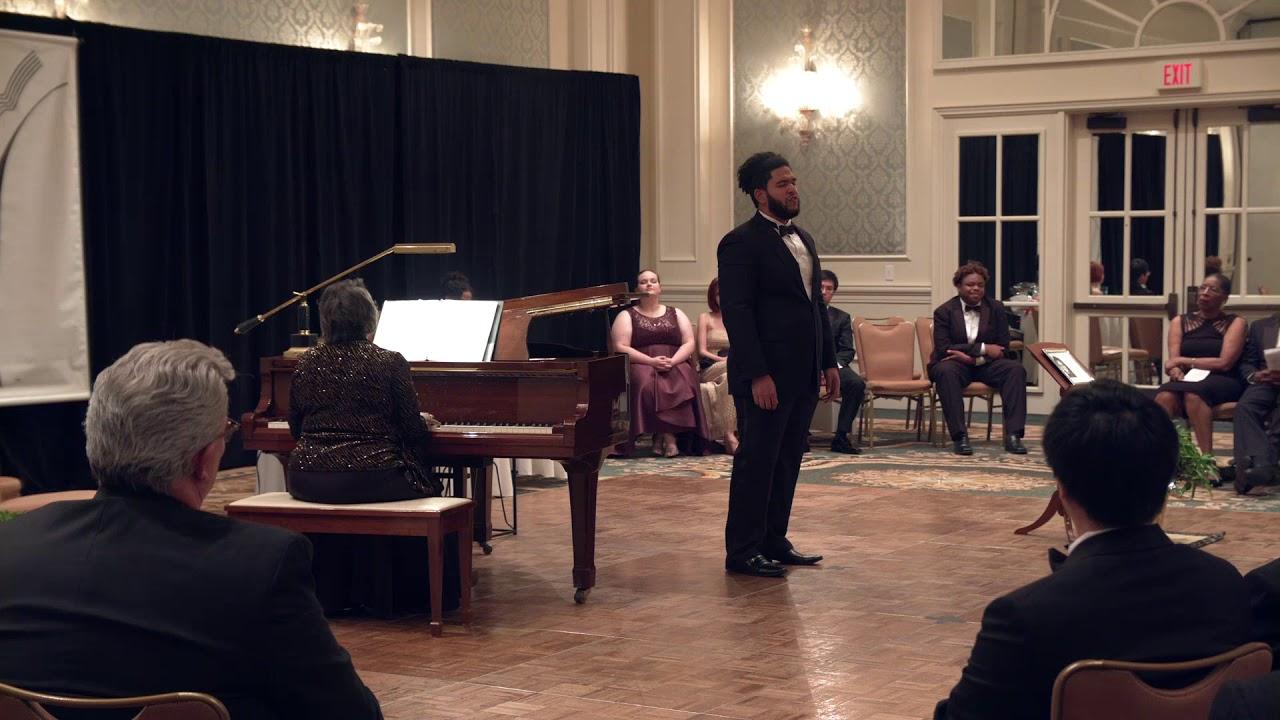 David Pelino (tenor), Dr. Barbara M. Bouie (piano) Fix Me Jesus arr. by Nansi Caroll