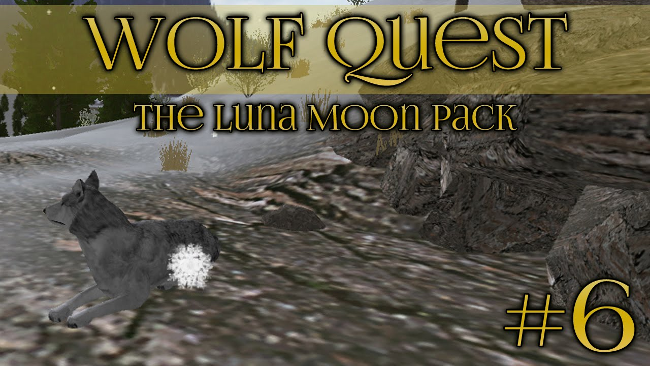Wolf quest searching for a den episode 6 youtube ccuart Choice Image