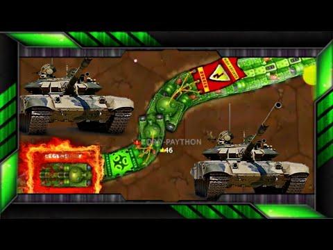 OMG!!!!!♤LEGENDARY SKIN♤Killing Rebels♤Amazing gameplay in mobile server Littlebigsnake.io