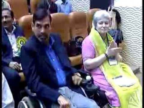 Conference for rehab of spinal injury disabled people