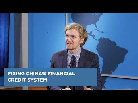 Fixing China's Financial Credit System