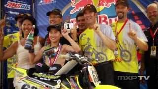 2013 Cobra 50cc/65cc Bike Intro (MXPTV)