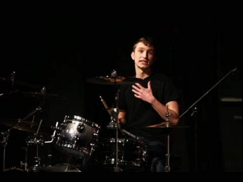 How to Create and Perform a Drum Solo by Kevin Wade (Writers Week XXI)