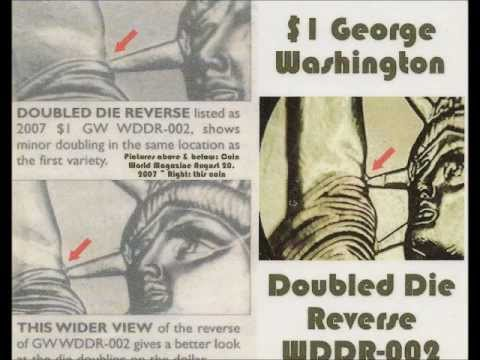 George Washington Presidential Dollar Errors