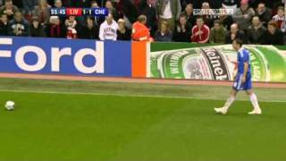 Frank Lampard tricks dumb Liverpool fans !