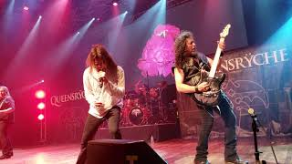Queensryche Arcada Theatre St. Charles Chicago 6-22-18 shot on a Sa...