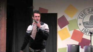The Skinny Improv: Stand Up Open Mic - Crisco Kid (Rated: PG)
