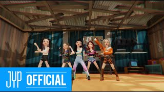 "ITZY ""Not Shy (English Ver.)"" M/V TEASER in ZEPETO"