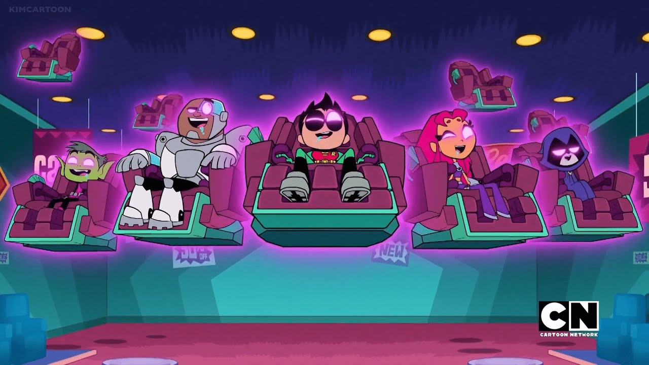 """Download Ultimate Relaxation - Teen Titans Go! """"I am Chair"""""""