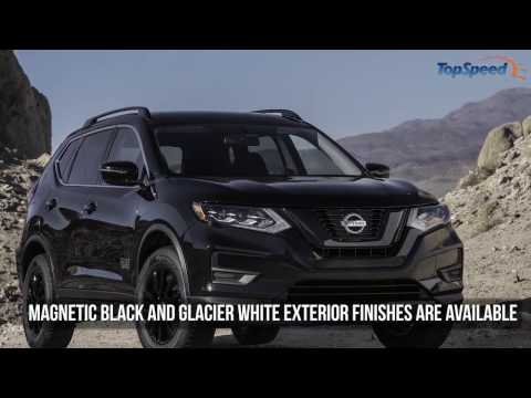 2017 Nissan Rogue One Star Wars Limited Edition