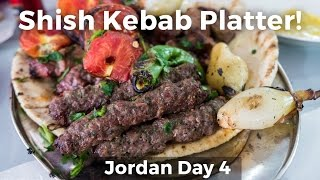 Shish Kebabs Meat Platter in Jordan!(, 2016-04-12T13:00:01.000Z)