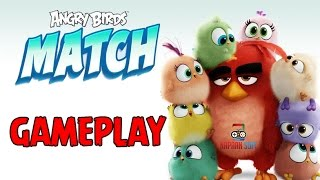 Angry Birds Match iOS/Android Gameplay