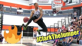 Jonathan Clark is One of the BEST Dunkers EVER!! Video
