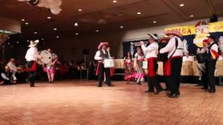 Blauen Funken Edmonton - Gamga 2010 - Fanfare Corps - Mexican Theme
