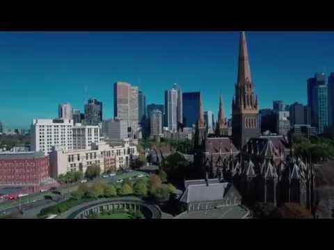 Melbourne: Fitzroy Gardens [4K]