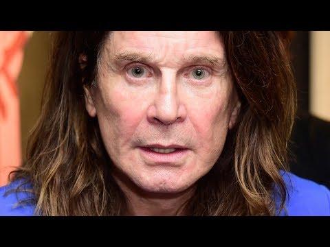 Tragic Details About Ozzy Osbourne