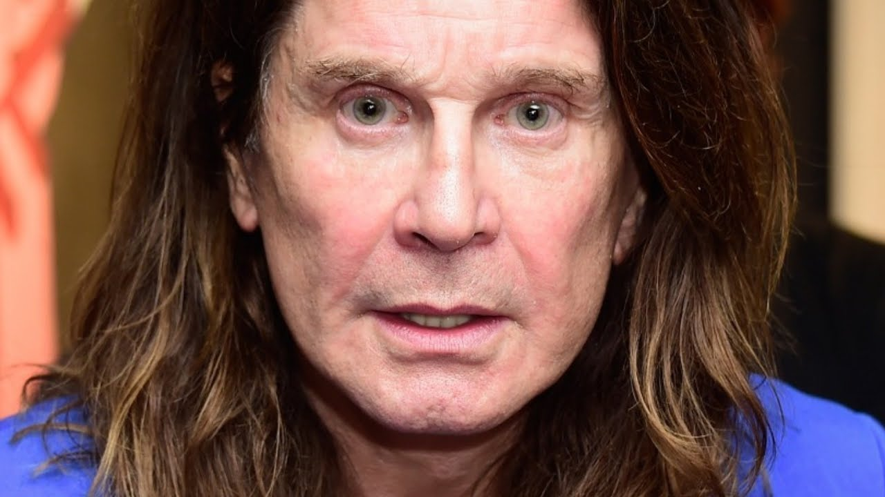 Tragic Details About Ozzy Osbourne - YouTube