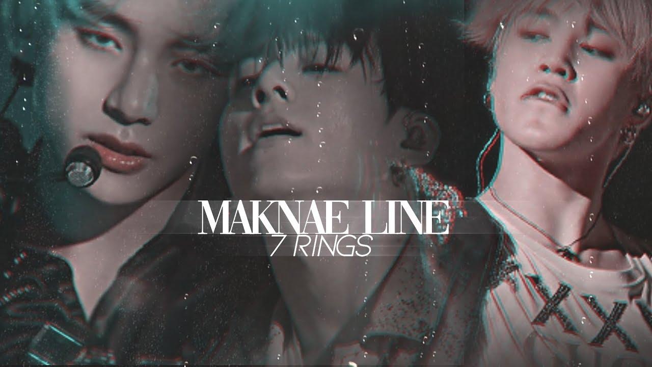 Download maknae line ✗ 7 rings