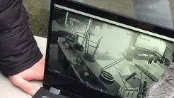 Après l'incendie criminel à Flers, les images de la vidéosurveillance dévoilées