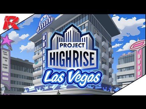 Project Highrise: Las Vegas ➤ Építsünk Hotelt - 1. rész
