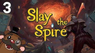 Baer Plays Slay the Spire (Ep. 3)