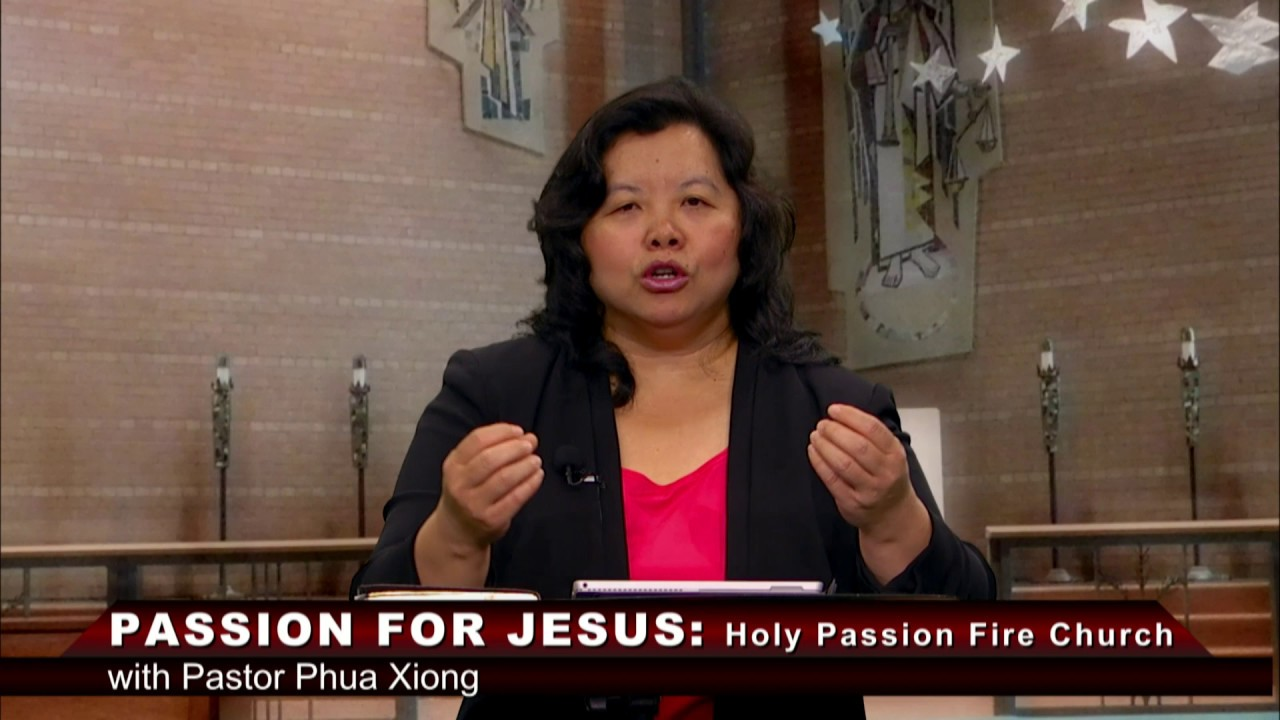 HOLY PASSION FIRE: How to keep your salvation with Pastor Phua Xiong.