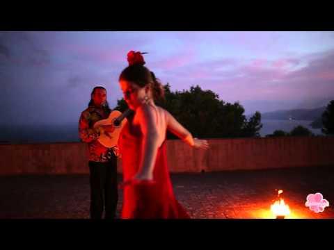 Flamenco + Fire Show - Танец Фламенко с Огнём.
